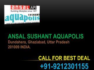 Ansal sushant Aquapolis