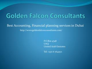 Small business accounting in Dubai