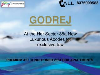 Godrej Icon 2/3/4 BHK Flat In Gurgaon Call (8375099583)