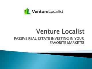 Venture Localist