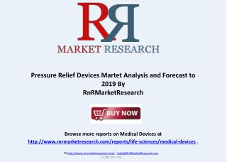 Global Pressure Relief Devices Market 2015-2019