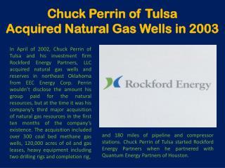 Chuck Perrin Tulsa
