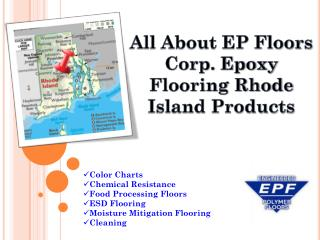 All About EP FLoors Corp Epoxy Flooring Rhode Island Product