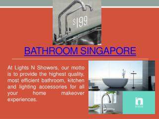 Bathroom Singapore