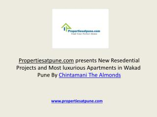 Chintamani The Almonds in wakad, Pune | Sale Apartment