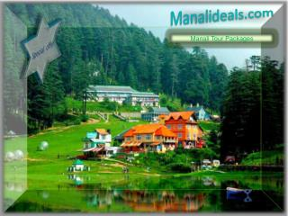 Delhi to manali tour packages