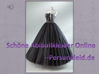 Schöne Abiballkleider Online Günstig Kaufen-PERSUN