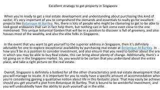 Botanique at Bartley Singapore