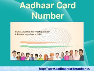 AadhaarCard