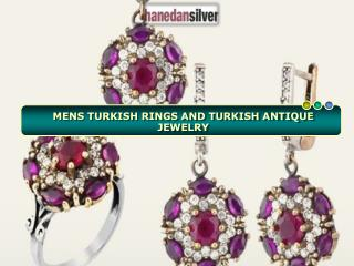 Turkish Antique Jewelry from Online Stores by Arnel Beni