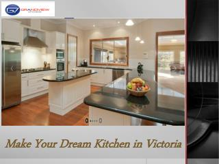 Grandview Kitchens  Design