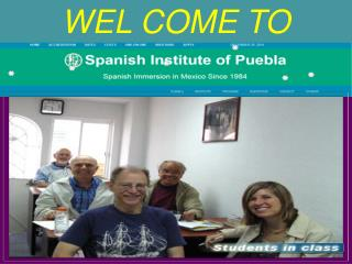Spanish Program and Lessons