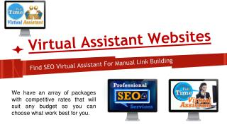 Best Virtual Assistant Websites