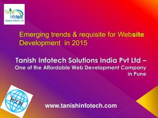 Web DEvelopment Company in Pune, India