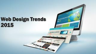 Web Design Trends 2015
