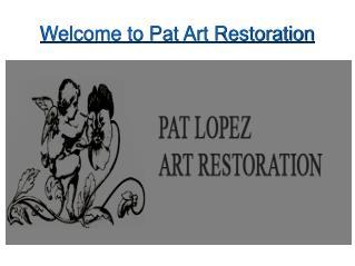 Antique Restoration and Conservation Services