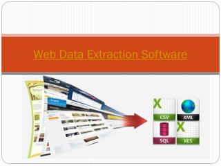 Best Web Data Extraction Software