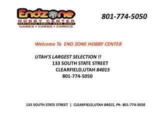 Games Stores in Utah