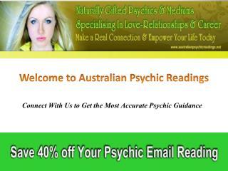 Phone Psychic Australia