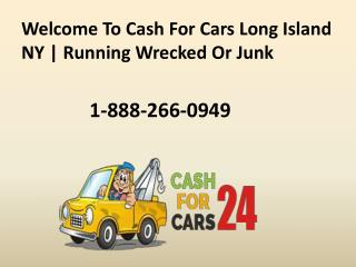 Cash for Cars Long Island