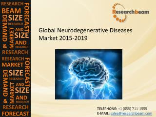 Global Neurodegenerative Diseases Market Size, Share, Trends