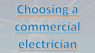 Electrical Tests Manchester