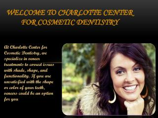 Best Quality Dental Bondings in North Carolina