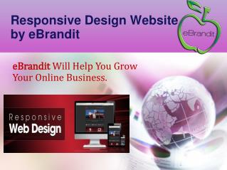 Responsive Website Design By eBrandit