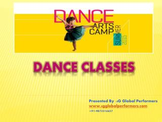Best dance and music academy in delhi