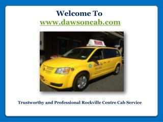 Rockville Centre Cab Service