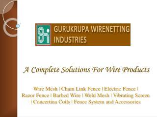 Weld Mesh Manufacturers |Metal Weld Mesh | Welded Mesh Expor