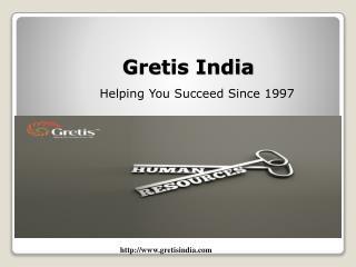Gretis India   0176 2665908   Chandigarh