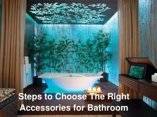 How to Customize Your Own Accessible Bathtub?