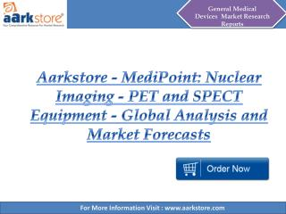 Aarkstore - MediPoint: Nuclear Imaging - PET and SPECT Equip