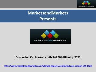 Connected Car Market by Connectivity Technology & Applicatio