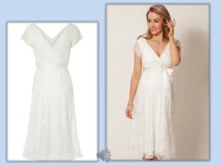 Affordable Maternity Wedding Dresses UK 2015