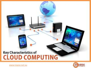 Key Features of Cloud Computing on the Gold Coast