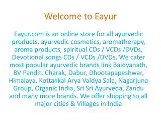 Ayurveda Products Online, Ayurvedic Medicines, Kottakkal Ayurvedic Products