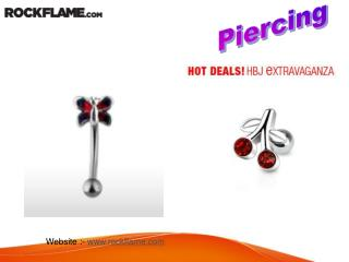 Popularitet Piercing Ökar varje dag