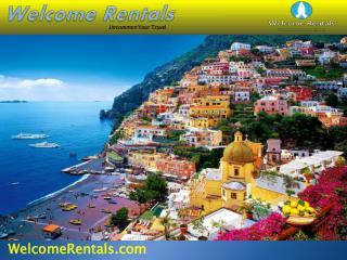 Amalfi Coast Holiday Rentals