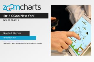 ZoomCharts for QCon New York June 10-12-2015 in Brooklyn, NY