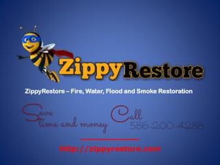 Flood Restoration Largo FL 888-682-4177  ZippyRestore.com
