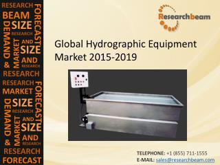 Global Hydrographic Equipment Market Key Vendors, Growth
