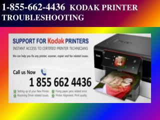 Kodak Printer Technical Support #1-855-662-4436 :: Printer N