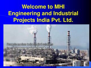 MHI Engineering and Industrial Projects India Pvt. Ltd