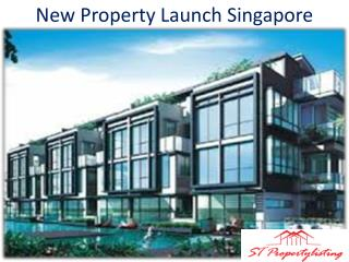 New Property Launch Singapore
