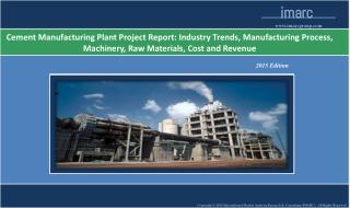 Cement Manufacturing Plant | Market Trends, Cost