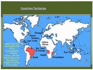 Countries Territories