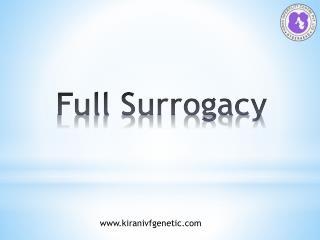Full Surrogacy