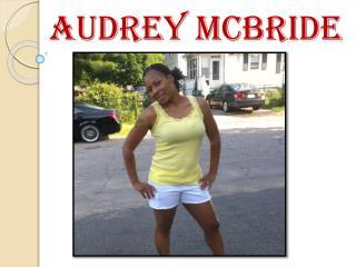 Audrey McBride